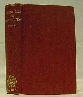 Ashanti Law and Constitution [PDF] 420 Pages